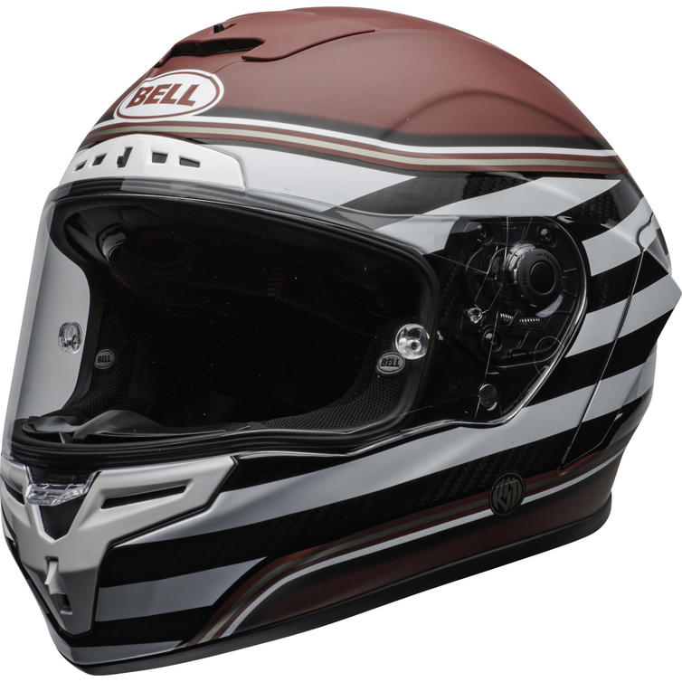 Bell Race Star Flex DLX RSD The Zone Motorcycle Helmet