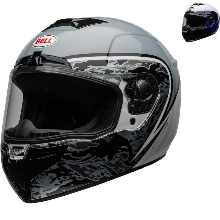 Bell SRT Assassin Motorcycle Helmet