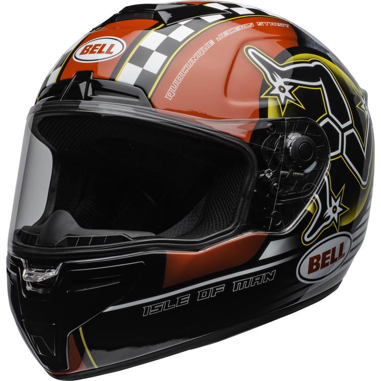 Bell SRT Isle Of Man 2020 Motorcycle Helmet