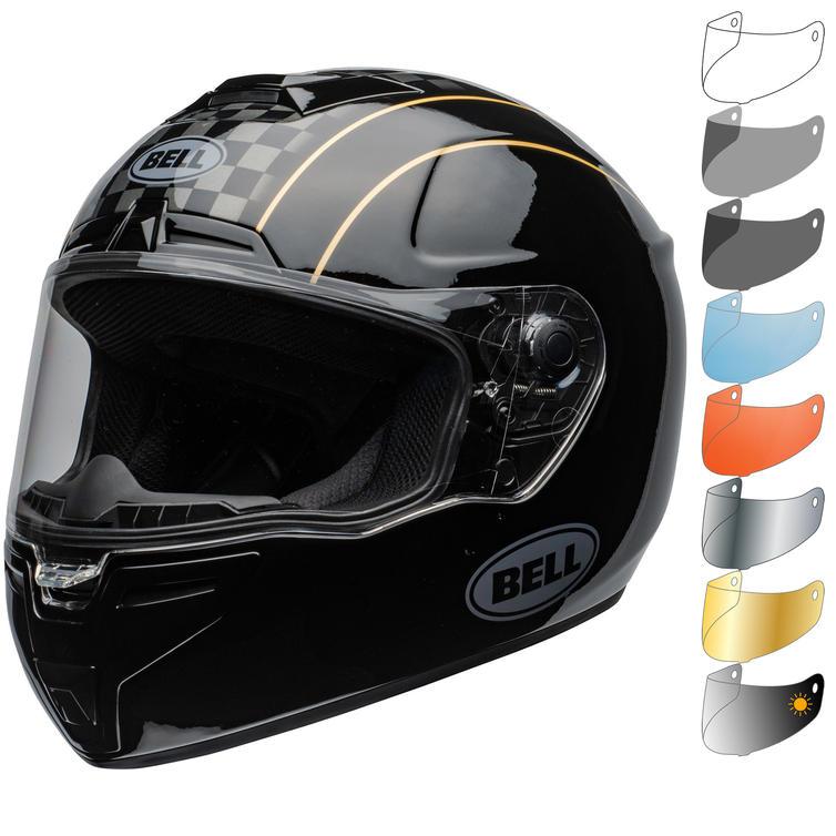 Bell SRT Buster Motorcycle Helmet & Visor