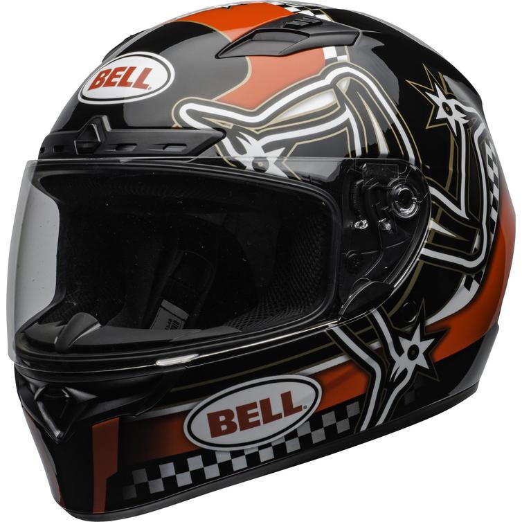 Bell Qualifier DLX MIPS Isle Of Man 2020 Motorcycle Helmet