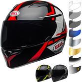 Bell Qualifier Flare Motorcycle Helmet & Visor