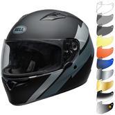 Bell Qualifier Raid Motorcycle Helmet & Visor
