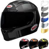 Bell Qualifier DLX MIPS Torque Motorcycle Helmet & Visor