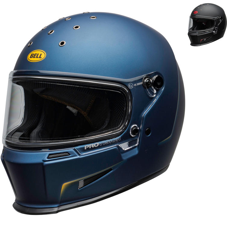 Bell Eliminator Vanish Motorcycle Helmet