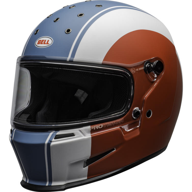 Bell Eliminator Slayer Motorcycle Helmet