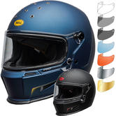Bell Eliminator Vanish Motorcycle Helmet & Visor
