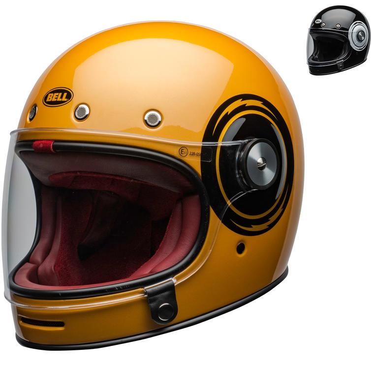 Bell Bullitt DLX Bolt Motorcycle Helmet