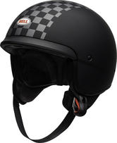 Bell Scout Air Check Open Face Motorcycle Helmet