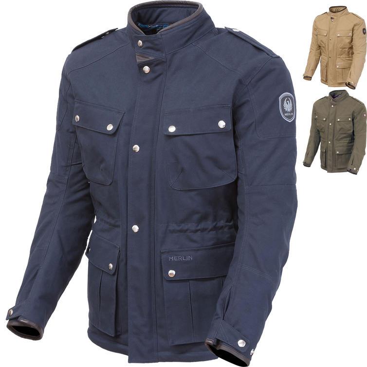 Merlin Motley Superdry Motorcycle Jacket