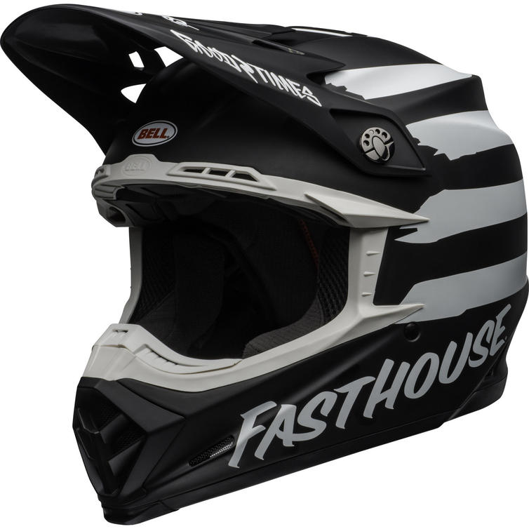 Bell Moto-9 MIPS Fasthouse Signia Motocross Helmet