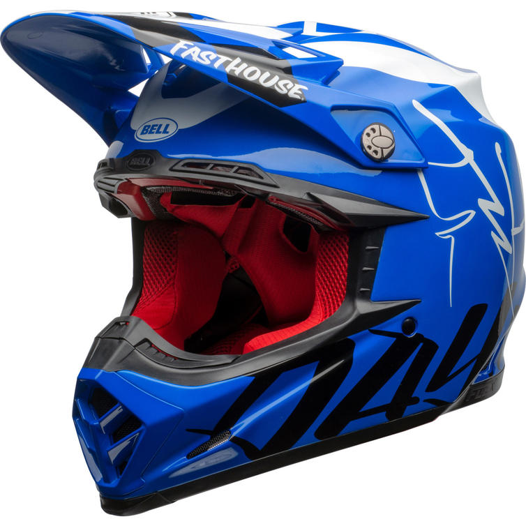Bell Moto-9 Flex Fasthouse Day In The Dirt Limited Edition Motocross Helmet