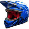 Bell Moto-9 Flex Fasthouse Day In The Dirt Limited Edition Motocross Helmet Thumbnail 2