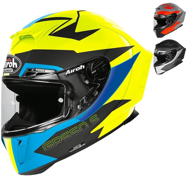 Airoh GP550S Vektor Motorcycle Helmet