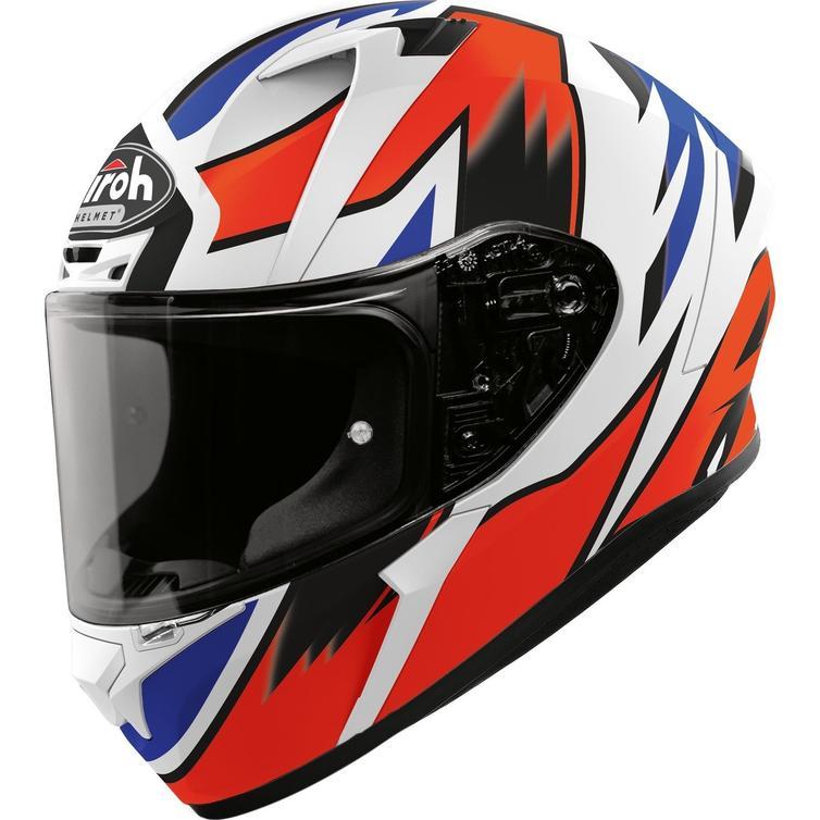 Airoh Valor Zanetti Replica Motorcycle Helmet