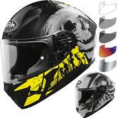 Airoh Valor Akuna Motorcycle Helmet & Visor