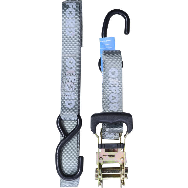 Oxford Heavy Duty Ratchet Hook Straps