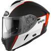 Airoh Spark Flow Motorcycle Helmet & Visor Thumbnail 5