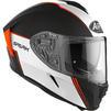 Airoh Spark Flow Motorcycle Helmet & Visor Thumbnail 8