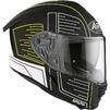 Airoh Spark Cyrcuit Motorcycle Helmet & Visor Thumbnail 8