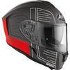Airoh Spark Cyrcuit Motorcycle Helmet & Visor Thumbnail 7