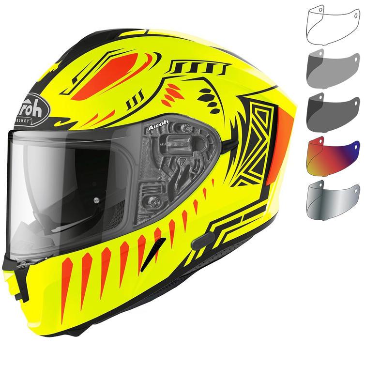 Airoh Spark Vibe Motorcycle Helmet & Visor