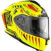 Airoh Spark Vibe Motorcycle Helmet & Visor Thumbnail 5