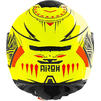 Airoh Spark Vibe Motorcycle Helmet & Visor Thumbnail 6