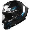 Airoh GP550S Venom Motorcycle Helmet & Visor Thumbnail 6
