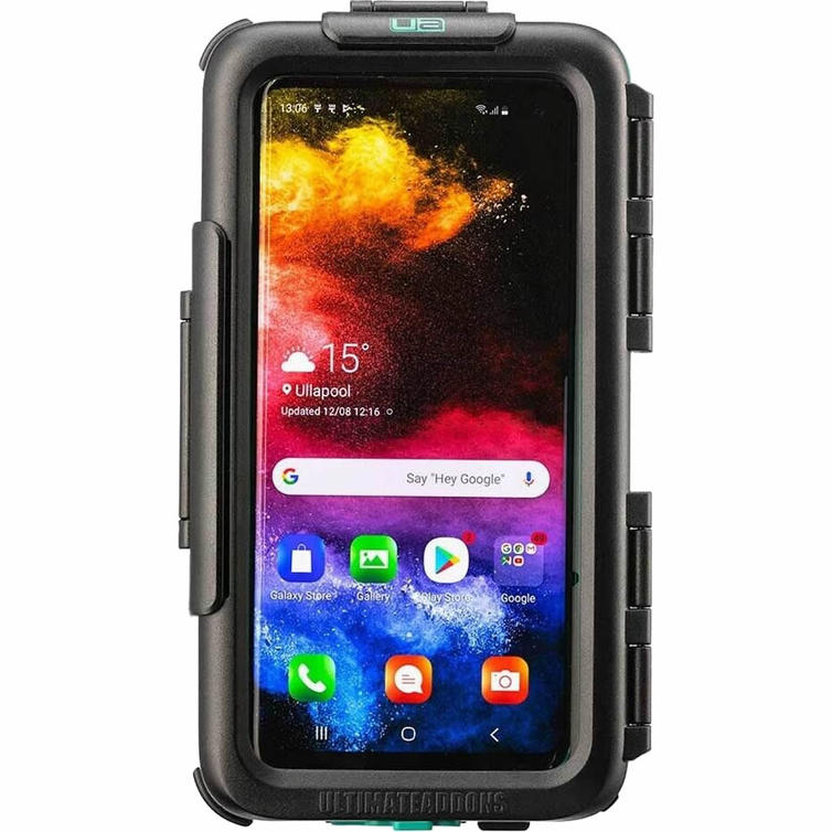 Ultimateaddons Waterproof Tough Mount Case for Samsung Galaxy S10+