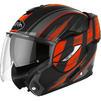 Airoh Rev 19 Ikon Flip Front Motorcycle Helmet & Visor Thumbnail 4