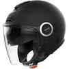 Airoh Helios Color Open Face Motorcycle Helmet & Visor Thumbnail 5
