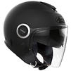 Airoh Helios Color Open Face Motorcycle Helmet & Visor Thumbnail 8