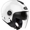 Airoh Helios Color Open Face Motorcycle Helmet & Visor Thumbnail 10