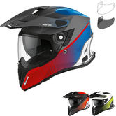 Airoh Commander Progress Dual Sport Helmet & Visor