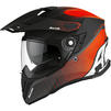 Airoh Commander Progress Dual Sport Helmet & Visor Thumbnail 6