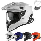Airoh Commander Color Dual Sport Helmet & Visor