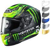 HJC RPHA 11 Cal Crutchlow Replica Motorcycle Helmet & Visor