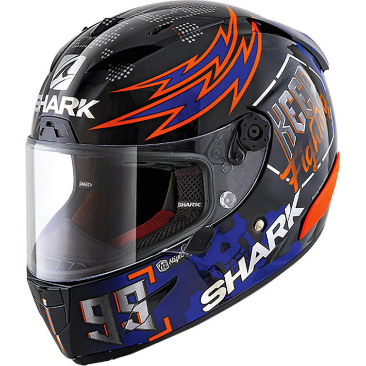 Shark Race-R Pro Lorenzo Catalunya GP 2019 Replica Motorcycle Helmet