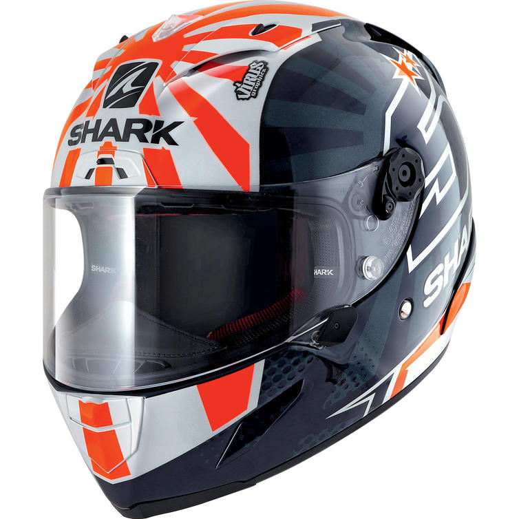 Shark Race-R Pro Zarco 2019 Replica Motorcycle Helmet