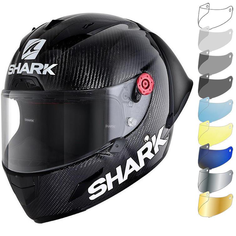 Shark Race-R Pro GP FIM Racing #1 Motorcycle Helmet & Visor