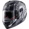 Shark Race-R Pro Carbon Zarco France GP 2019 Replica Motorcycle Helmet & Visor Thumbnail 4