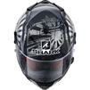 Shark Race-R Pro Carbon Zarco France GP 2019 Replica Motorcycle Helmet & Visor Thumbnail 6
