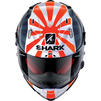Shark Race-R Pro Zarco 2019 Replica Motorcycle Helmet & Visor Thumbnail 5