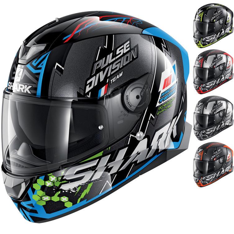 Shark Skwal 2.2 Noxxys Motorcycle Helmet