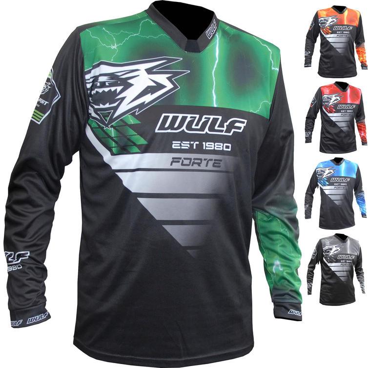 Wulf Forte Adult Motocross Jersey