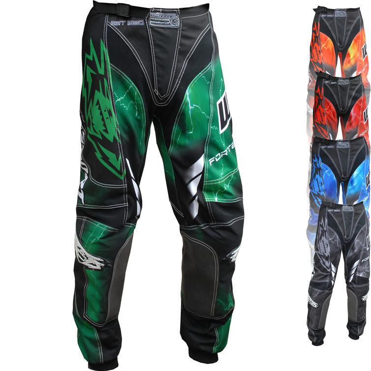 Wulf Forte Adult Motocross Pants
