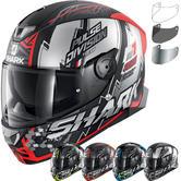 Shark Skwal 2.2 Noxxys Motorcycle Helmet & Visor