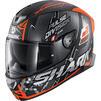 Shark Skwal 2.2 Noxxys Motorcycle Helmet & Visor Thumbnail 7