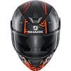 Shark Skwal 2.2 Noxxys Motorcycle Helmet & Visor Thumbnail 12